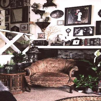 DIY Furniture Hacks - - Home Decor Art 31 Awesome Living Room With Goth Home Decorations www.possib