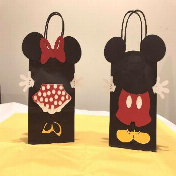 Excited to share the latest addition to my shop: Mickey Mouse favor bags- Mickey Mouse birthday par