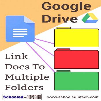 The difference between Add to Drive and Make a Copy in Google Drive. Also how to put a link to the