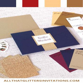 Wedding Color Scheme: Navy, Burgundy, and Gold Navy, Burgundy and Gold Wedding Color Scheme