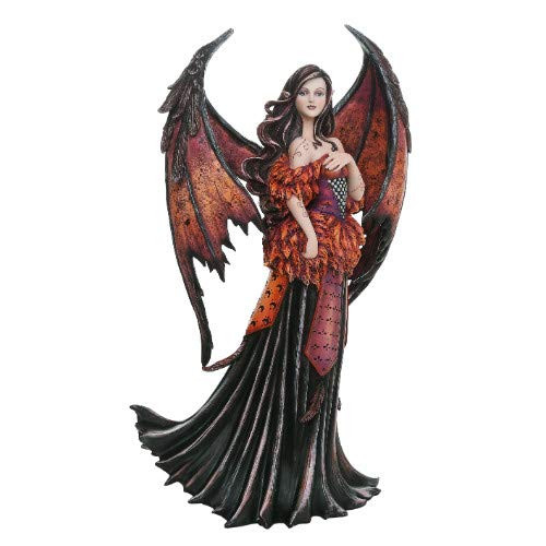 Pacific Giftware Large 18quot Tall Fantasy Gothic Fairy